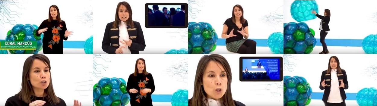 Coral Marcos profesora del curso online de como crear un briefing para tu evento