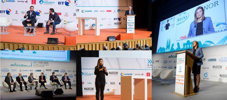 Fotos de eventos del curso online Introducción al patrocinio de eventos por Nayra Montesinos